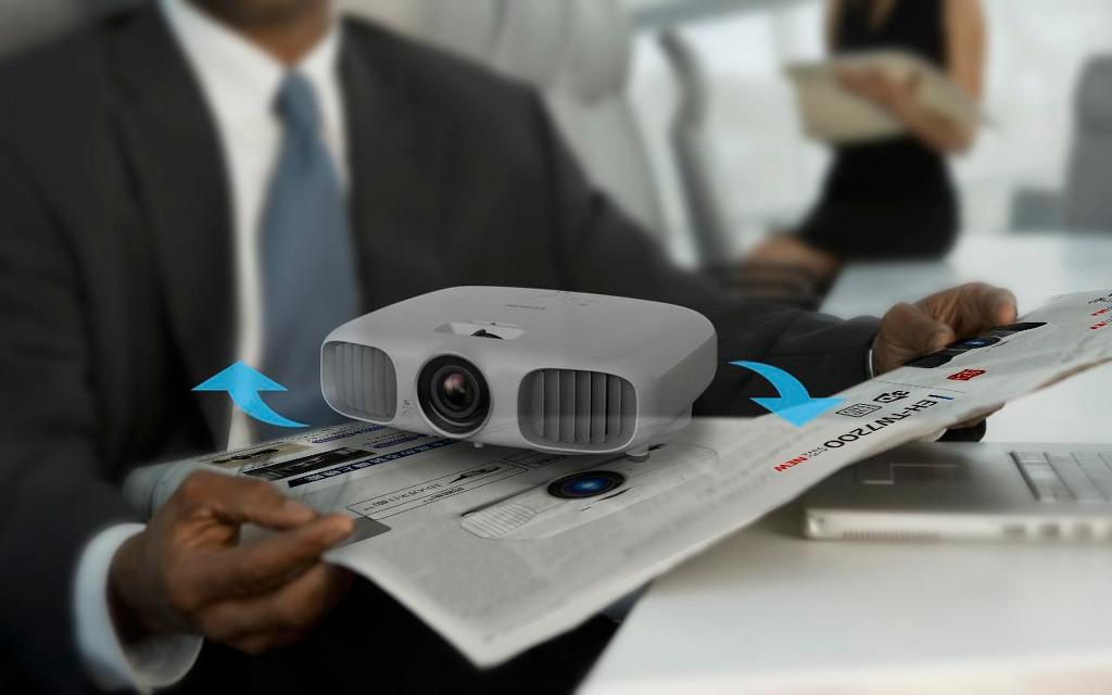 Бинокулярные видеоочки Epson Moverio BT-200