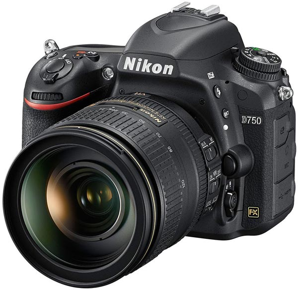 Продажи Nikon D750 должны начаться до конца месяца по цене $2300