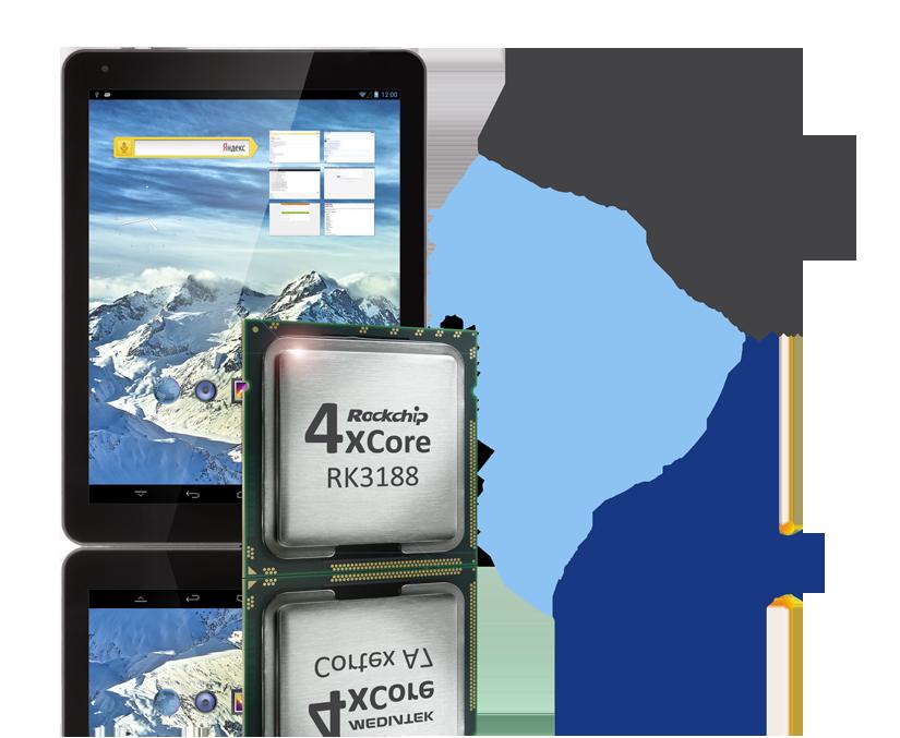 X-pad STYLE 10 3G / TM-9767