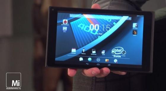 Обзор планшета X-pad FORCE 8i 3G